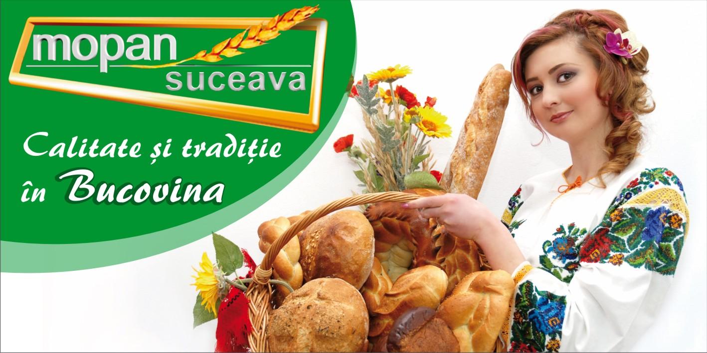 paine MOPAN Suceava
