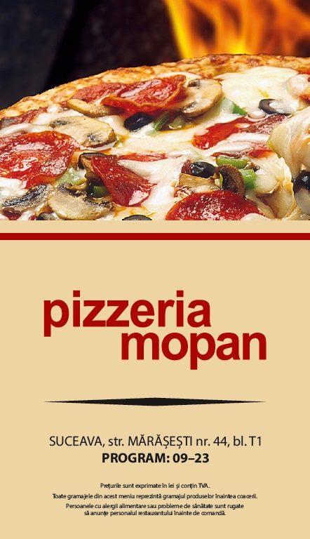 Pizzeria MOPAN